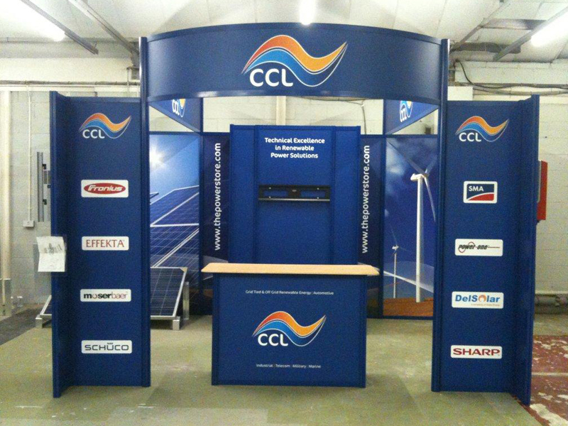 Exhibition Stand Manufacturers Uk : Citrus displays glasgow based exhibition stand